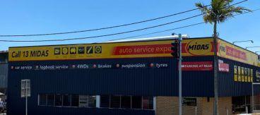 Midas Ipswich Car Service