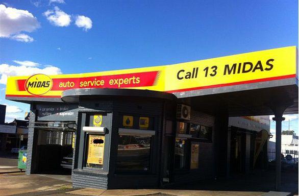 Midas Liverpool Car Service and Mechanics