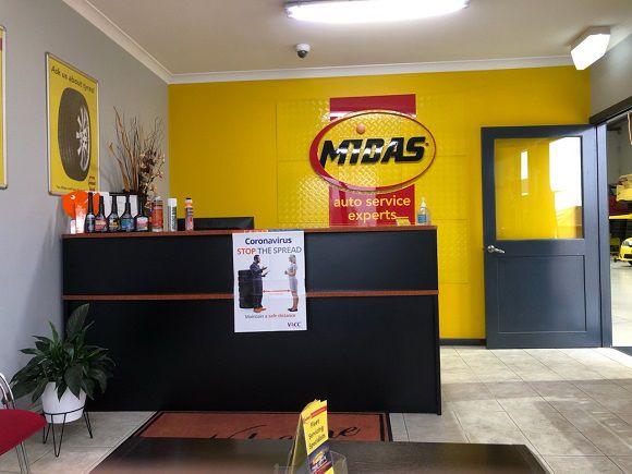 Midas Sunshine Office
