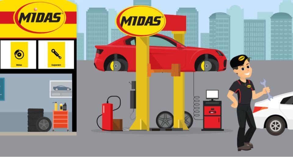 Midas Car Service
