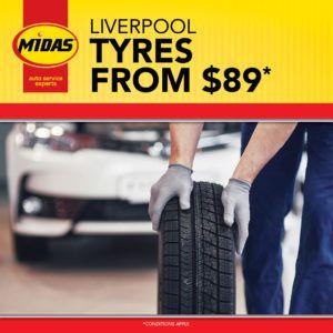 Midas Liverpool Tyre Deals