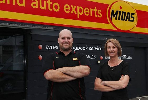 Midas Newmarket Franchisees