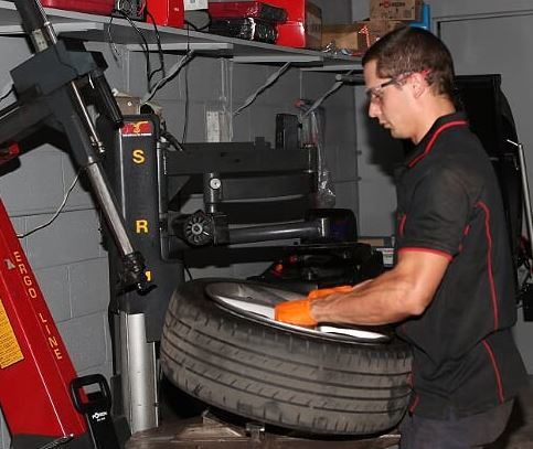 Midas Newmarket Tyre Fitting