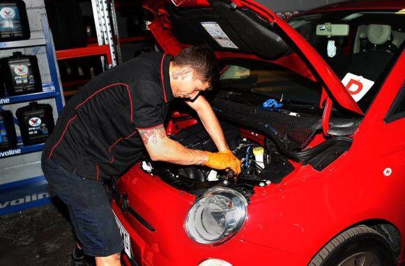 Midas Newmarket Car Service Workshop