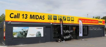 Midas Tyre and Auto Newmarket