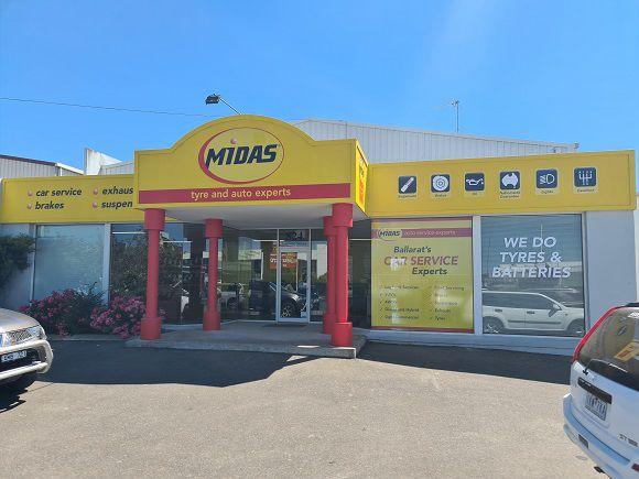 Midas Ballarat Car Service